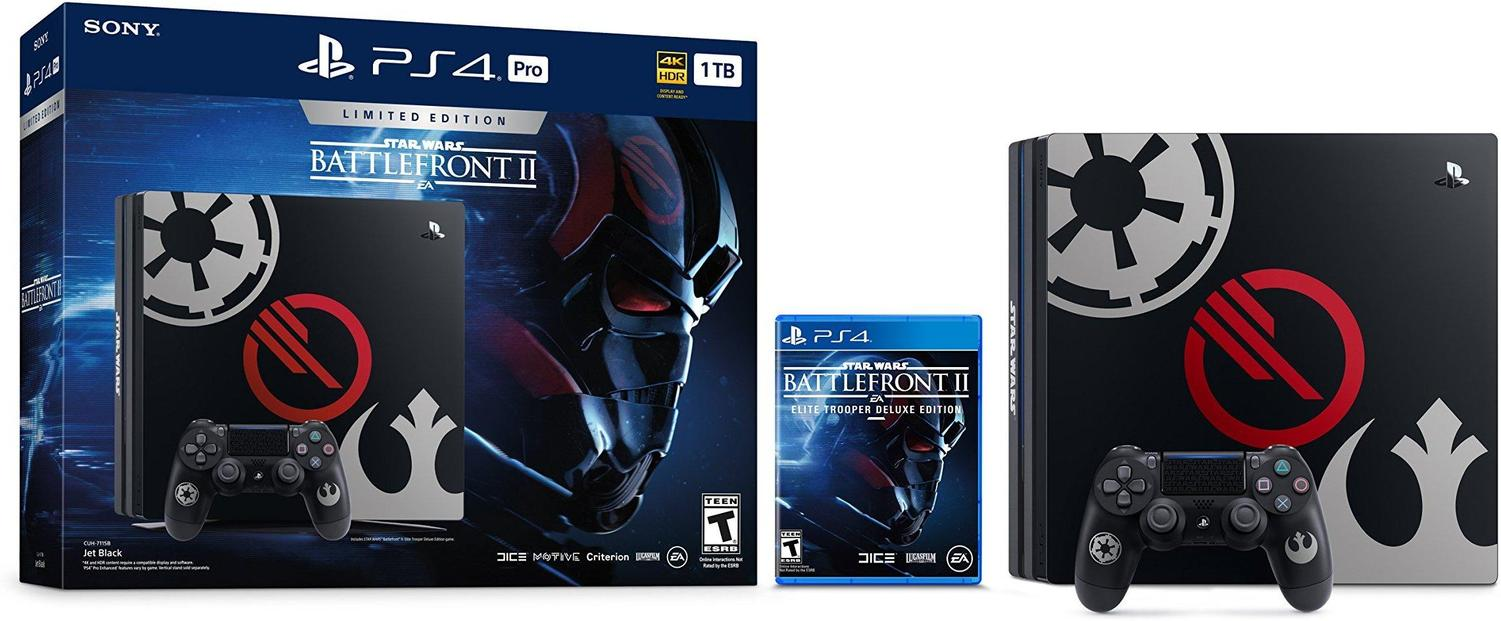 Star wars battlefront ps4 bundle giveaways