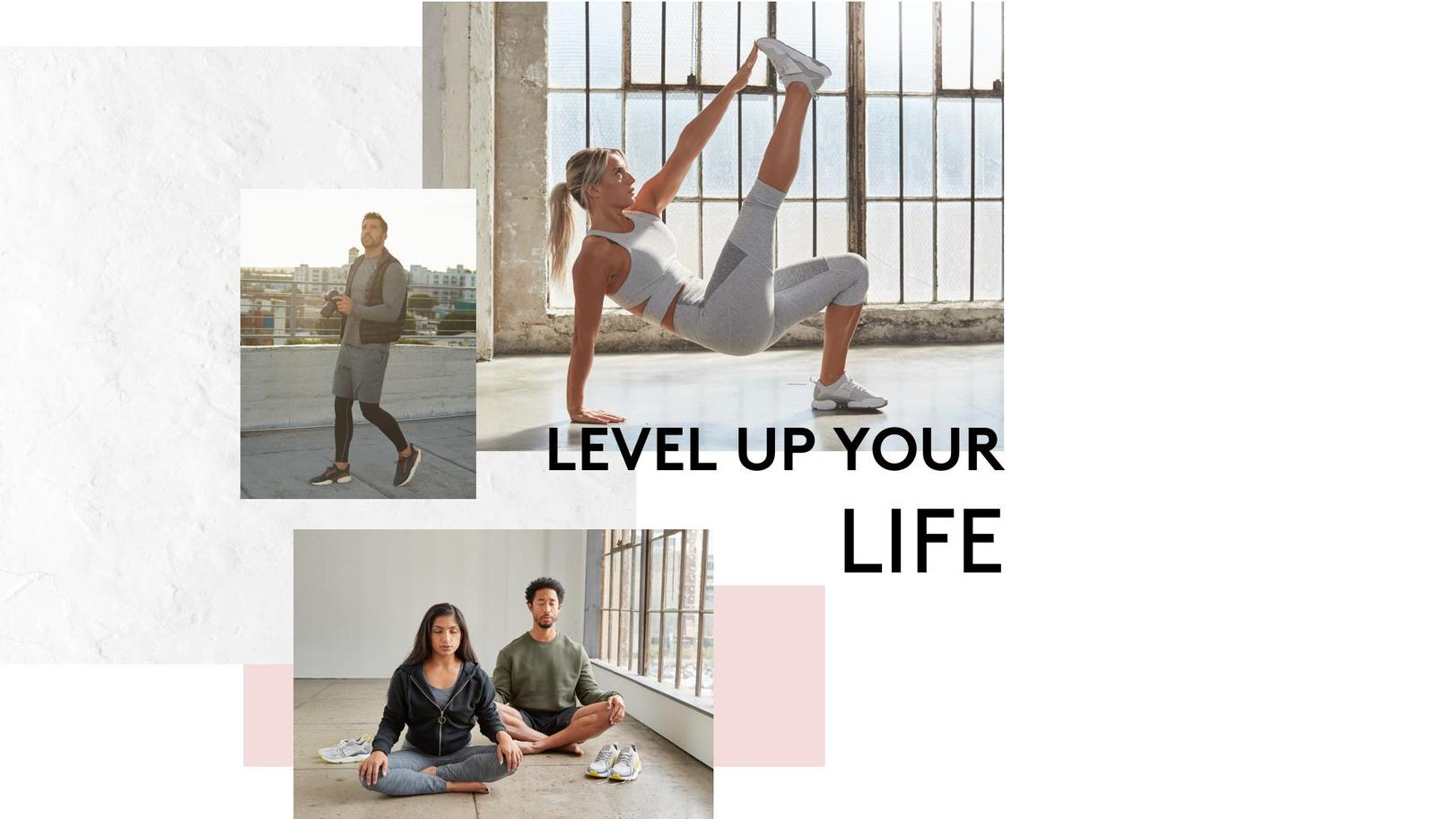 Level Up Your Life Sweepstakes