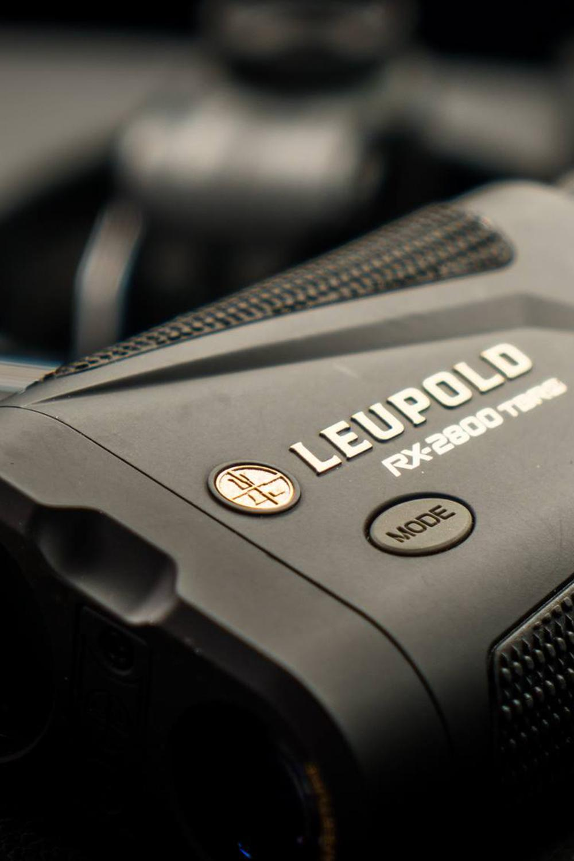 Leupold RX-2800 TBR/W Laser Rangefinder Giveaway!